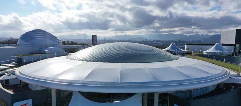 气囊式ETFE膜结构