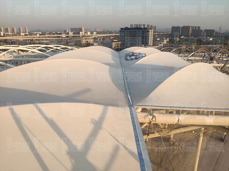 杭州亚运会棒(垒)球体育文化中心膜结构工程
