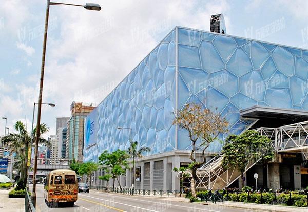 ETFE薄膜是什么材料?ETFE透明膜结构有哪些特点?