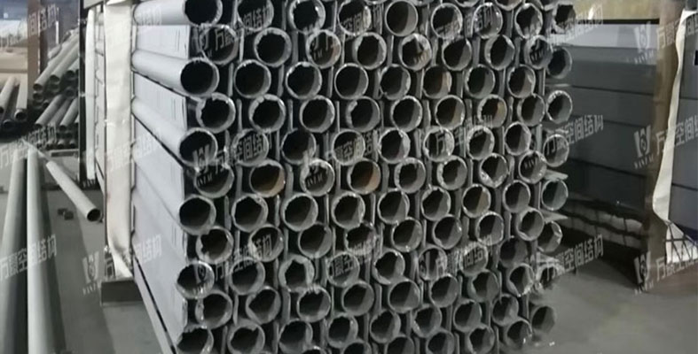 空间异型钢结构
