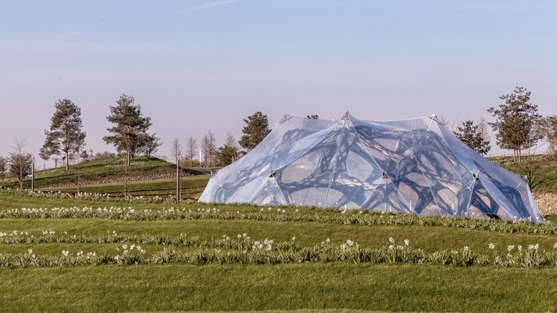 ETFE膜结构在膜建筑中有哪些竞争优势?ETFE膜结构特点有哪些?