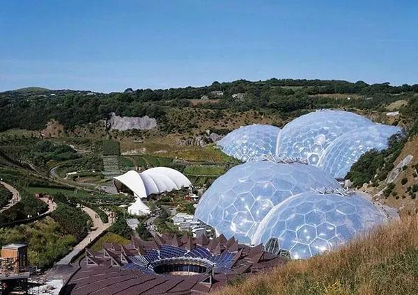 ETFE膜结构建筑有什么特点?世界著名ETFE膜结构建筑有哪些?