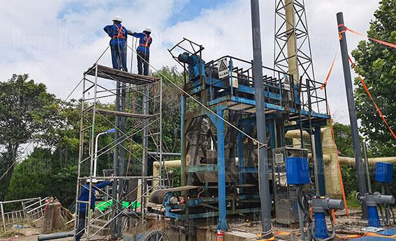 亳州市污水处理厂一期氧化沟密封升级改造工程