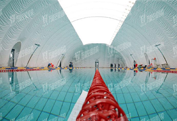 充气膜游泳馆好用吗?充气膜结构游泳馆有哪些优点特点?